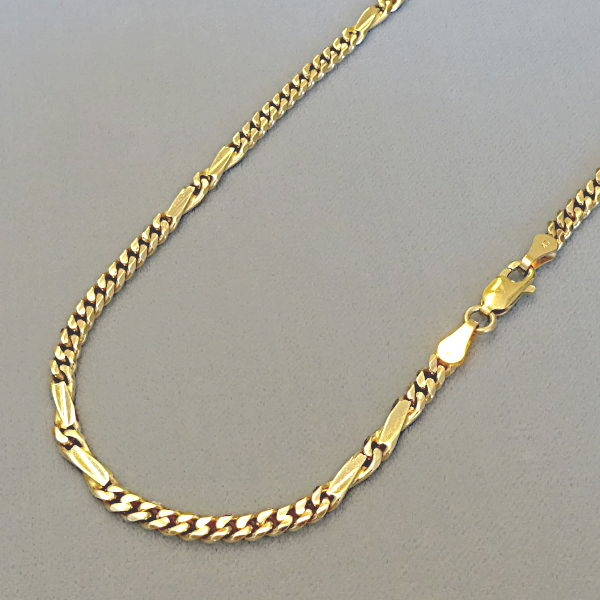 # 130145  Kette in 585-Gold