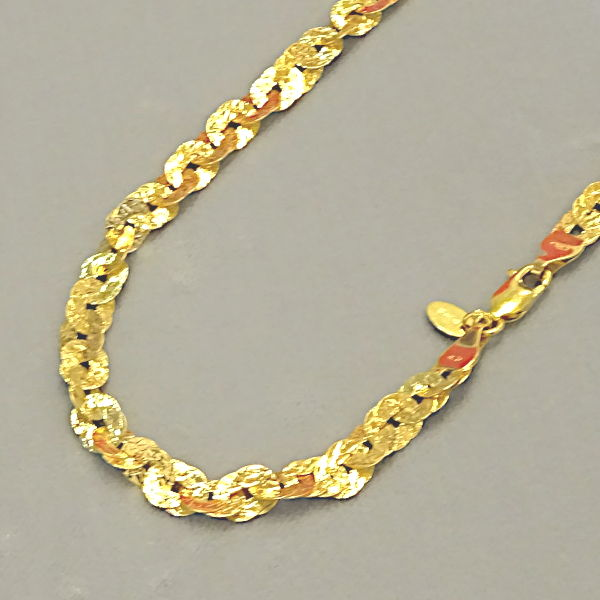 # 130157  Kette in 375-Gold