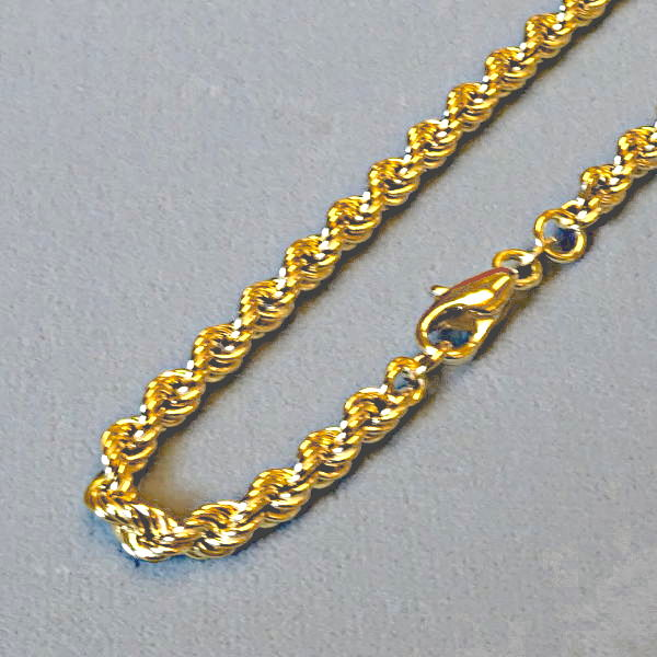 # 130158  Kette in 333-Gold