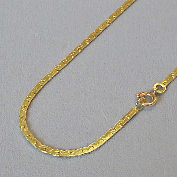 # 130162  Kette in 333-Gold