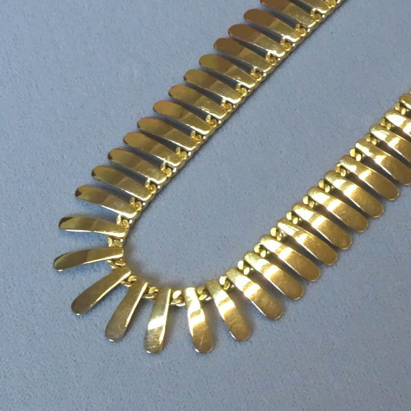 # 131101  Kette in 333-Gold