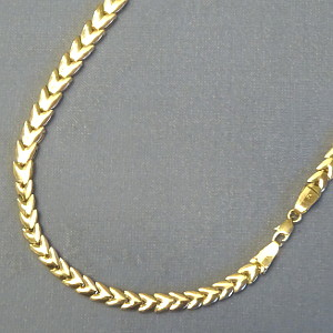 # 131116  Kette in 585-Gold