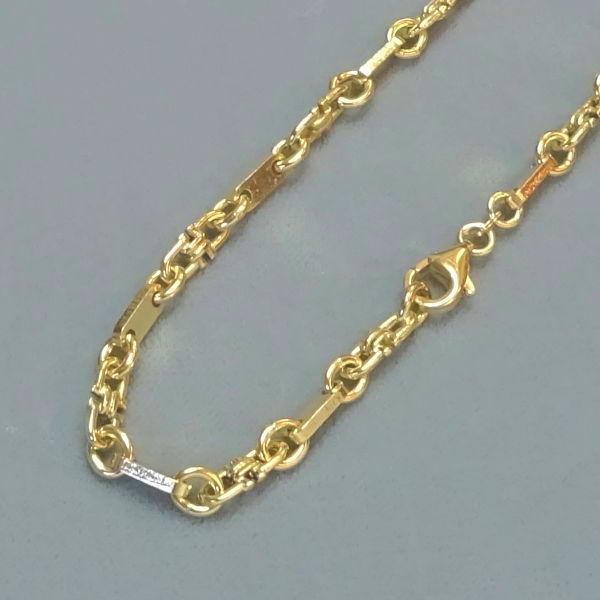 # 132105  Kette / Zwischenteile in 333-Gold