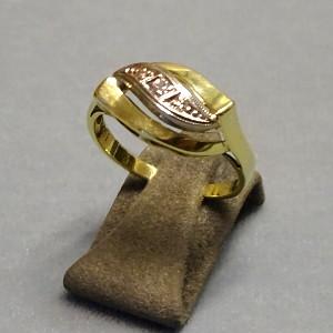 # 210218  Damenring in 585-Gold
