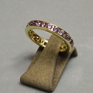 210223  Memoire-Ring in 333-Gold, Schmuck gebraucht, Second Hand / Goldschmiede Karl Spörl in Hof/Saale