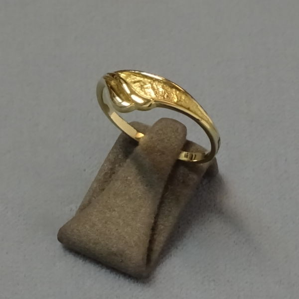 # 210249  Damenring in 333-Gold