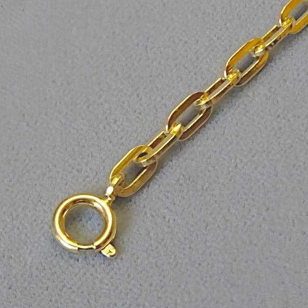 420474 Armkette in 585-Gold, Schmuck gebraucht, Second Hand / Goldschmiede Karl Spörl in Hof/Saale