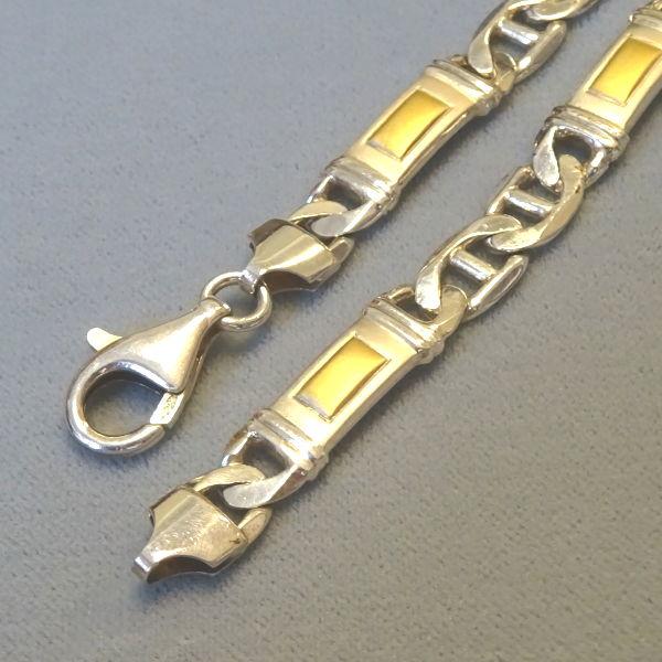 430431  schmales Band in Silber, Schmuck gebraucht, Second Hand / Goldschmiede Karl Spörl in Hof/Saale