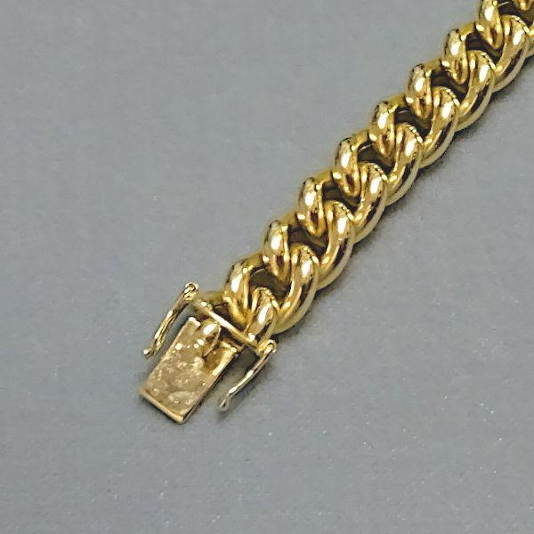 # 430434  Armkette in 585-Gold