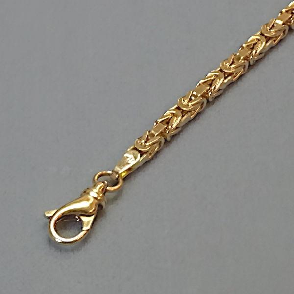 # 430463  Armkette in 585-Gold