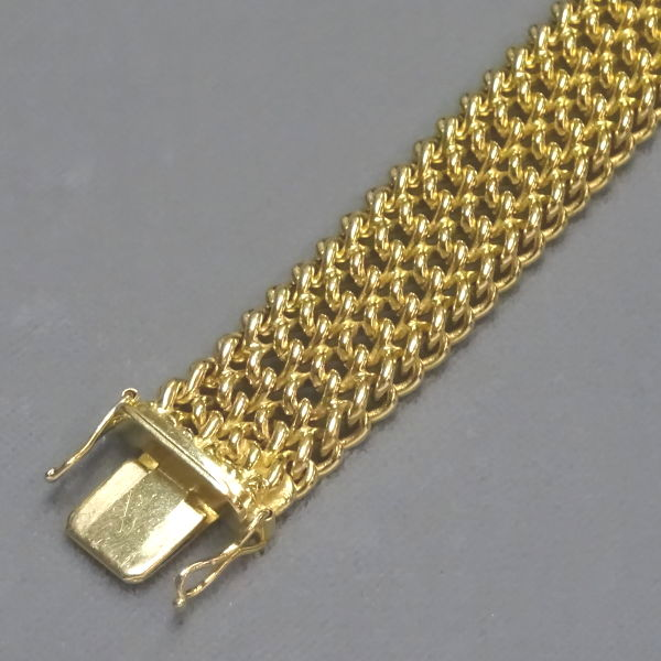 # 450453  Armband in 333-Gold
