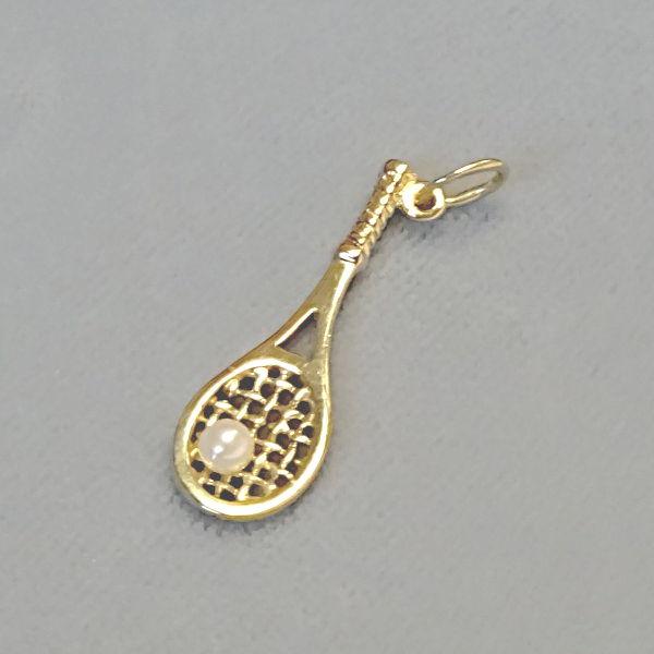 670605  Motivanhänger in 333-Gold, Schmuck gebraucht, Second Hand / Goldschmiede Karl Spörl in Hof/Saale