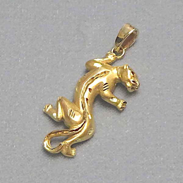 670606 Motivanhänger in 333-Gold, Schmuck gebraucht, Second Hand / Goldschmiede Karl Spörl in Hof/Saale