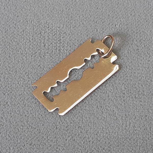 # 670614  Motivanhänger in 333-Gold