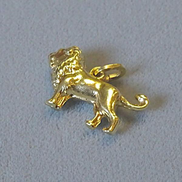 690501 Tierkreiszeichen in 585-Gold, Schmuck gebraucht, Second Hand / Goldschmiede Karl Spörl in Hof/Saale